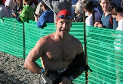 Chris Goegan, Ironman
